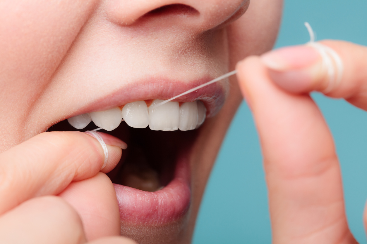 The Importance of Flossing When Was the Last Time You Flossed?